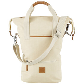Creme Smart Shop Bike Pannier 19 L beige
